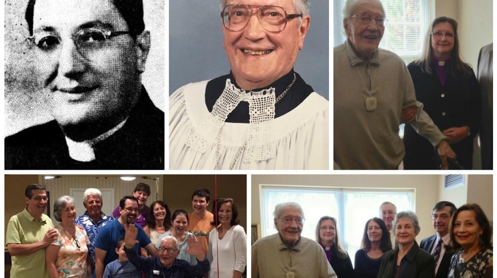 The Rev. John Chalupa Dies at 100