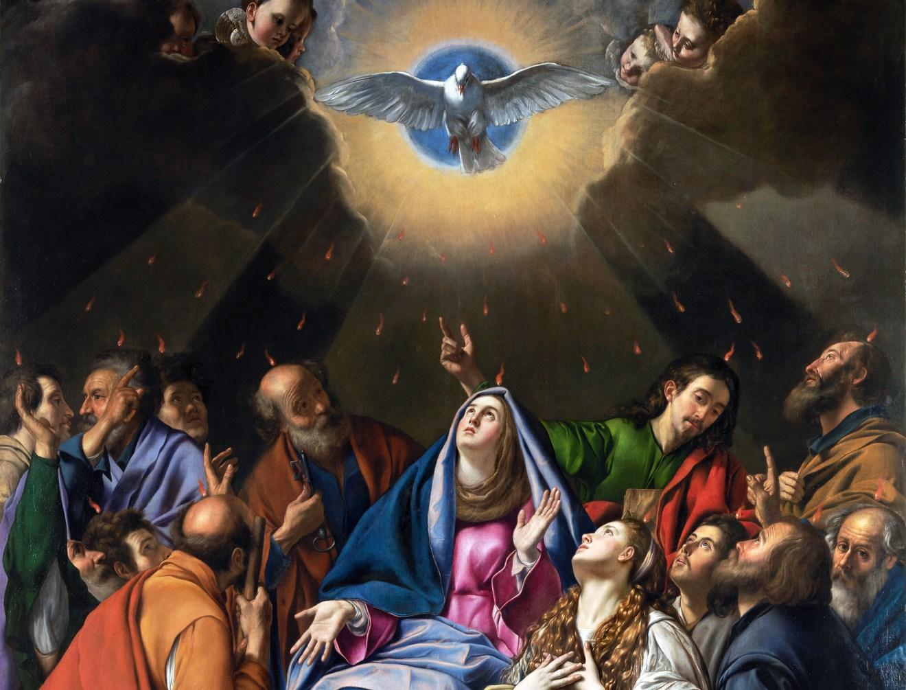 A Pentecost Message from Bishop Kucharek