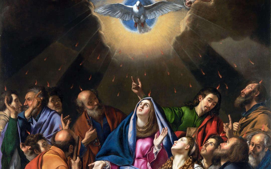 A Pentecost Message from Bishop Kucharek