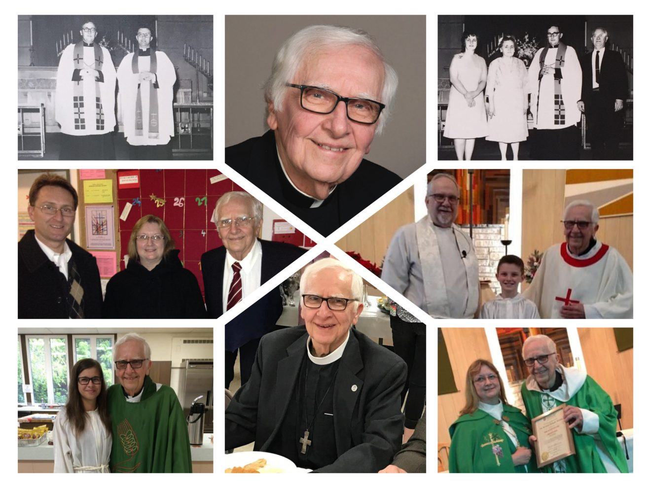 The Reverend Kenneth T. Michnay Dies at 79