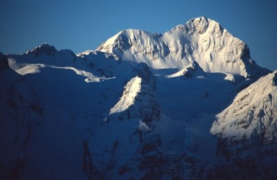The Alps are particularly affected by climate change