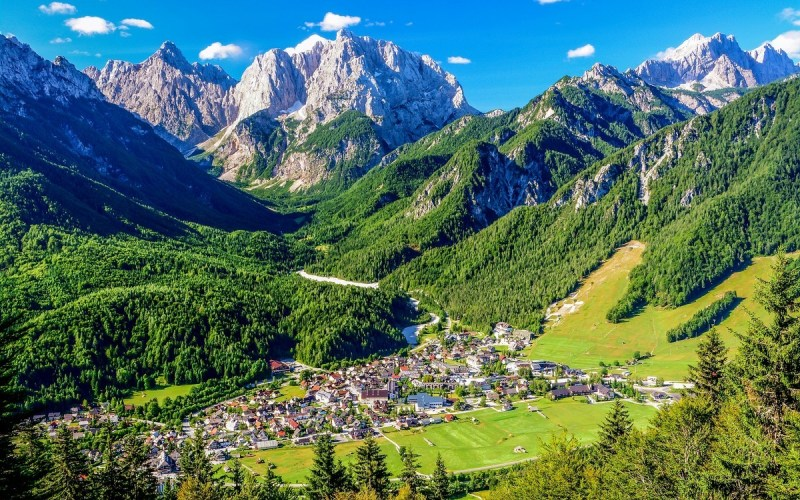 Kranjska Gora Summer Activities