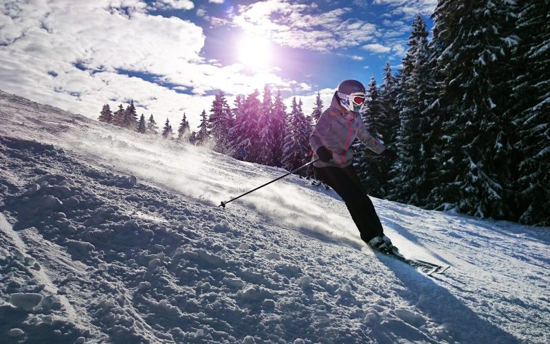 70 per cent less snow in Alpine ski resorts by the end of the century