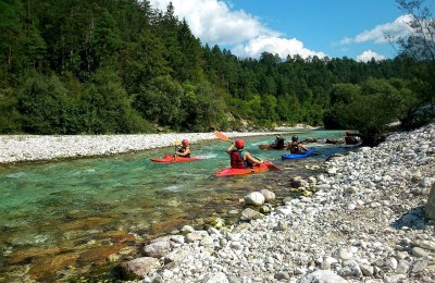 Slovenia as Europe's outdoor adventure playground