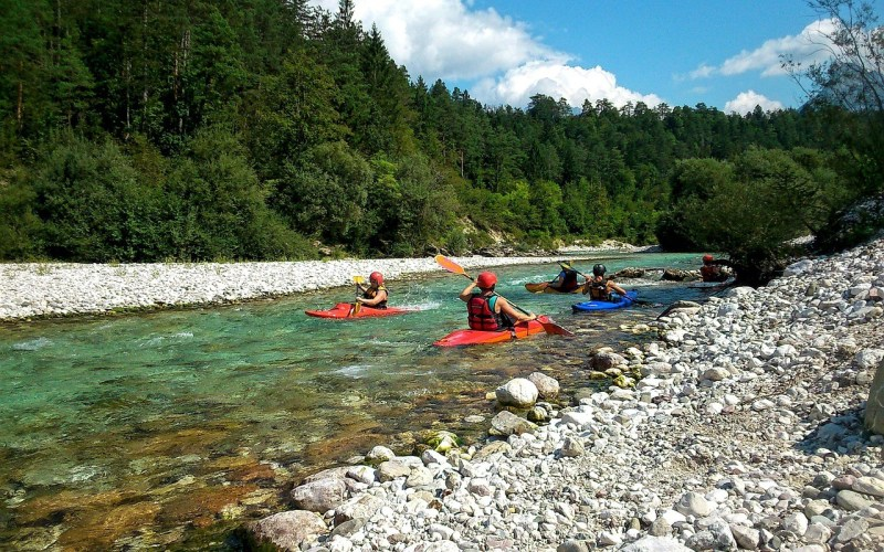Slovenia as Europe's outdoor adventure playground1 min read