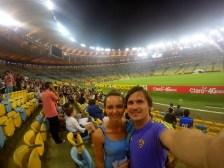 On Estádio Maracanã
