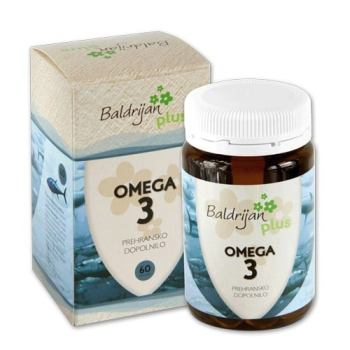 Prehransko dopolnilo OMEGA 3 - za zdravo prehranjevanje