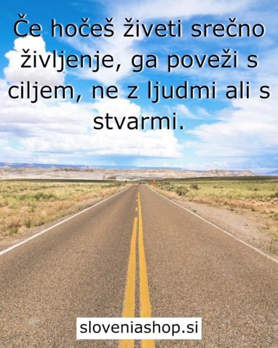 Misli, pregovori, verzi, Slovenia Shop