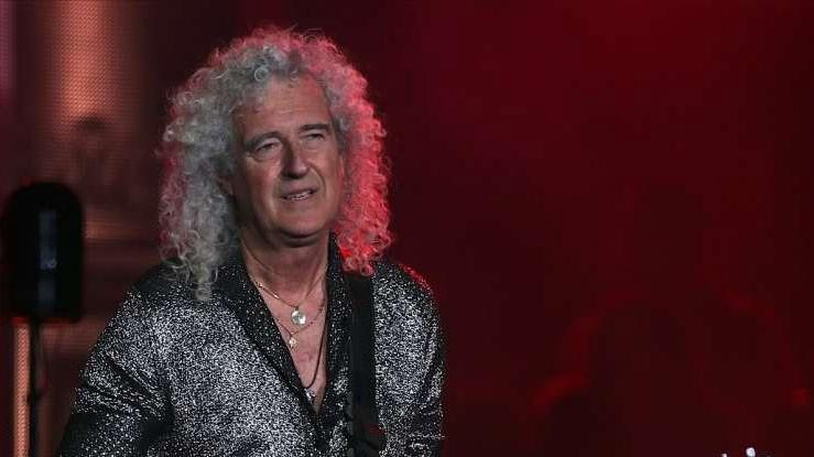 Queen: Brian May doživel infarkt