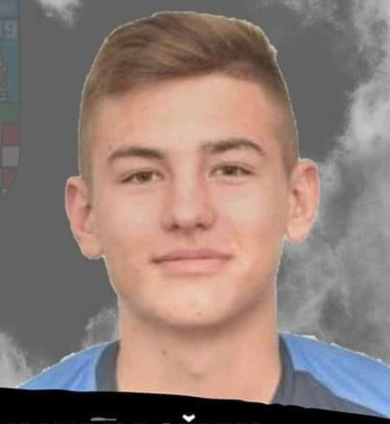 VIDEO: Grozljiv posnetek tragične nesreče: ugasnilo življenje mladega nogometnega igralca Josipa, imel je le 16 let