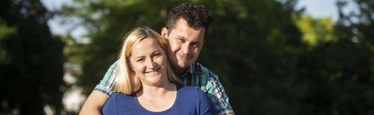 Ljubezen po domače: Ana in Jaka spet postala starša