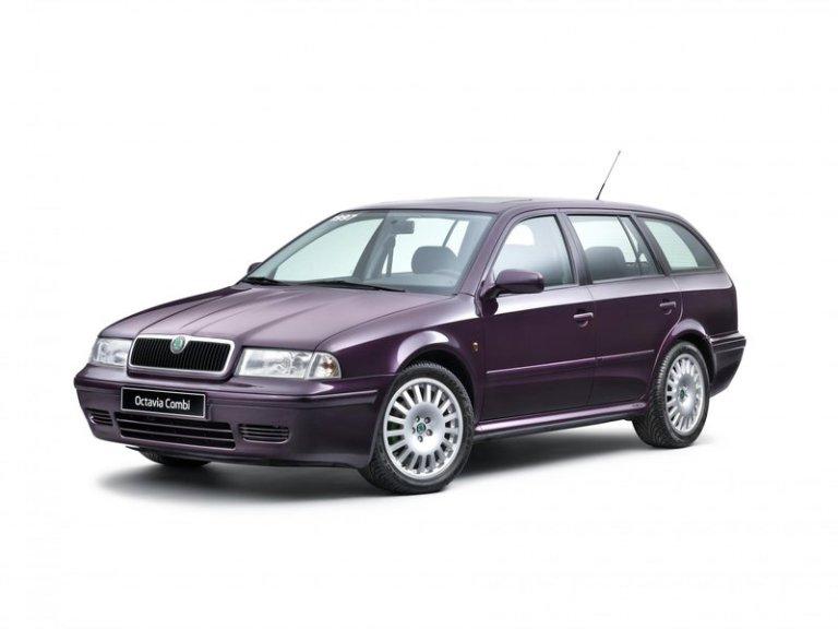 Rabljen avto - Škoda Octavia - Vse se je začelo z osmico