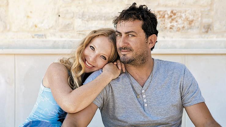 Savina in Giorgos hvaležna, ker ljubezen ni minila