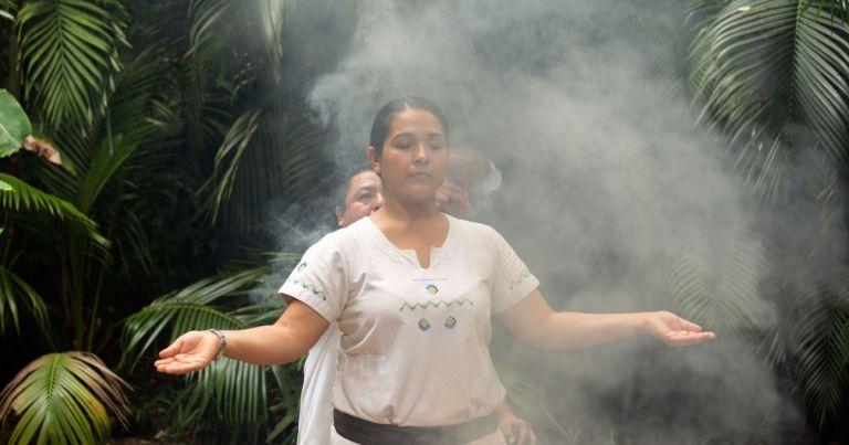 Čudovit nasvet mehiške šamanke, kako se pozdraviti