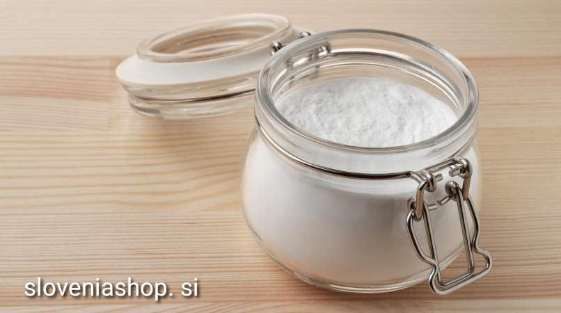 Soda bikarbona: za zdravje in čiščenje doma