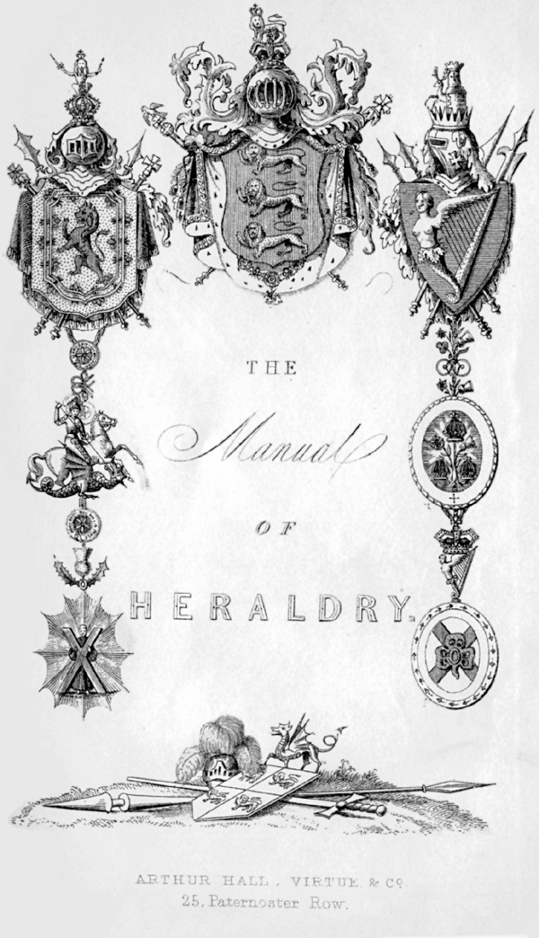 The Project Gutenberg eBook of The Manual of Heraldry