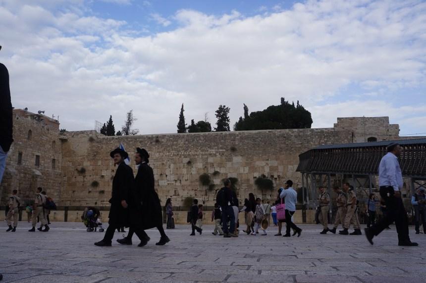 Площадь у Западной Стены Иерусалимского Храма