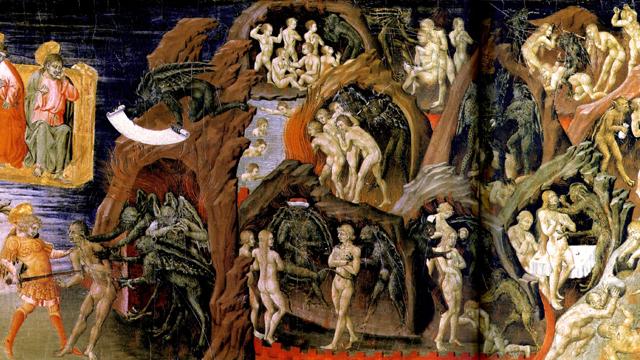 Доклад на тему ад и рай 1072
