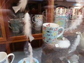 Shops in Ljubljana, Slovenia (photo by: KL)