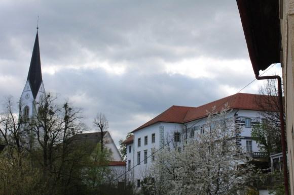 Radovljica, Slovenia photo by: M. Hermanova