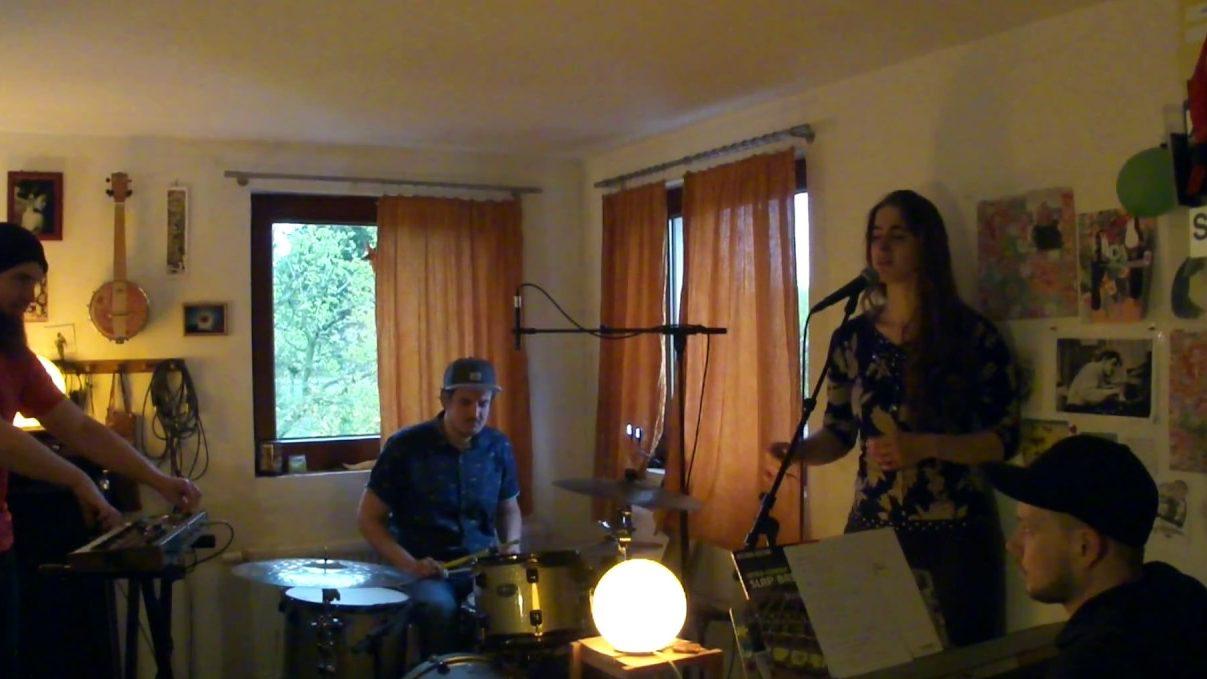 snapshot video burnin living room session
