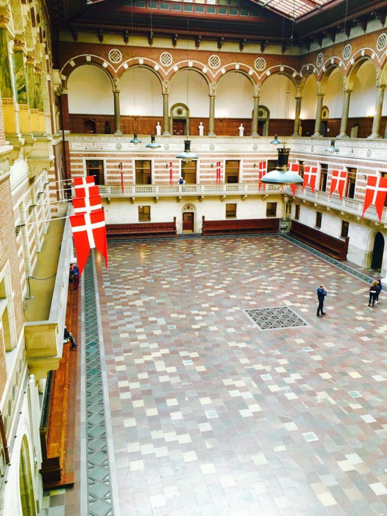 Hotel de Ville Copenhague