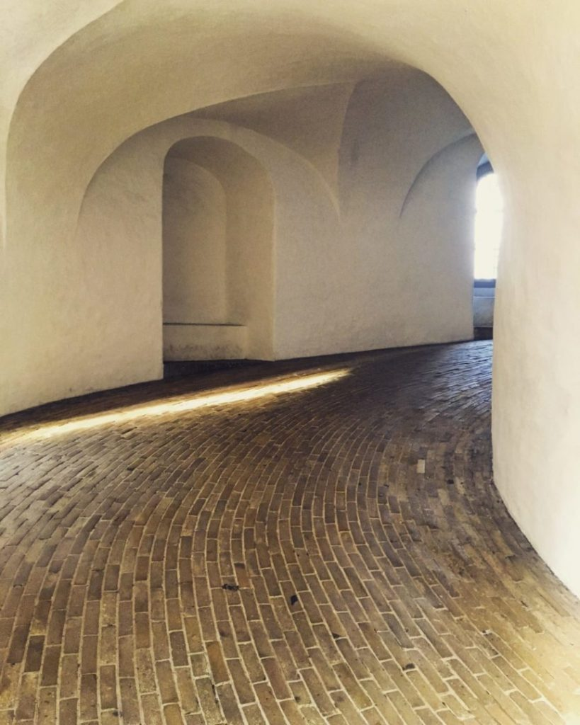 Tour Ronde Round Tower Copenhague Copenhagen