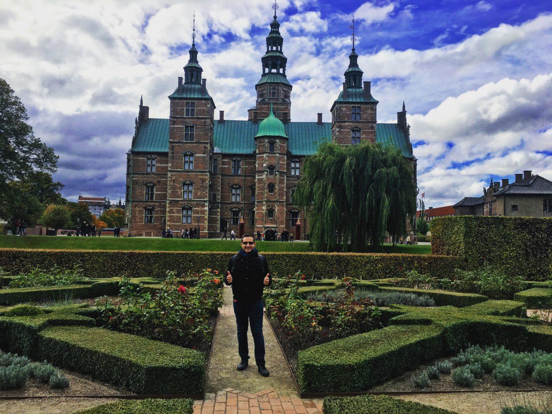 Jardin Chateau Garden Castle Rosenborg Slot