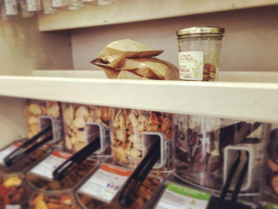 achats purchase vrac epicerie bulk groceries