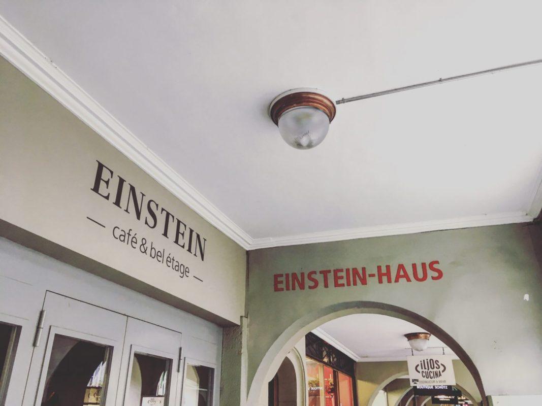 Einstein Haus Bern