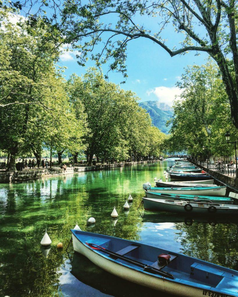 Annecy Lac Lake