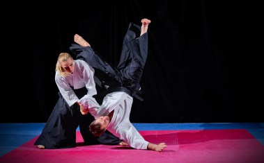 Aikido Femme Homme