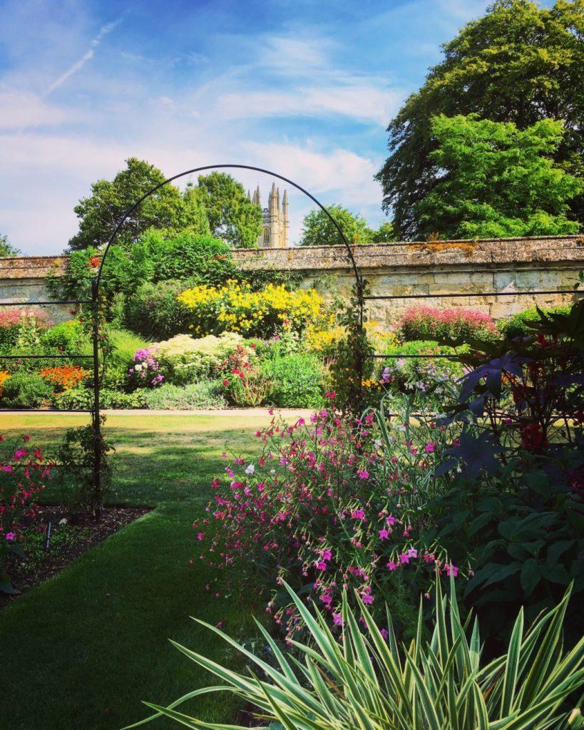 Oxford Botanic Garden Slow World Slow Travel Tourism Tourisme Nature