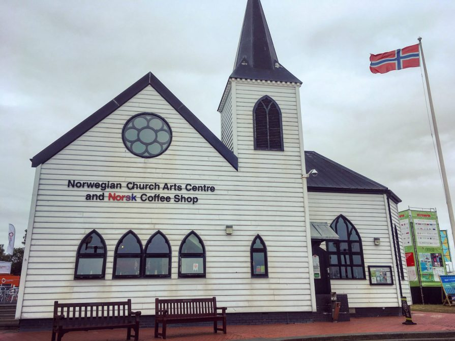 Cardiff Bay Norwegian Church Pays de Galles