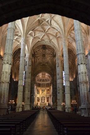 Monastery of Jeronimos. Lisbon, Portugal. Photo: ©SLOWAHOLIC