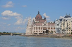 The Hungarian Parliament. Budapest, Hungary. July 2014. Photo: ©Slowaholic