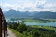 Schafberg Mountain Railway. St Wolfgang, Austria. Photo: ©Slowaholic
