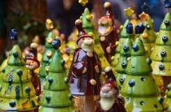 Budapest Christmas Fair. Budapest, Hungary. Photo: ©Slowaholic