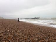 Brighton, UK. Ian. 2014. Foto: ©Slowaholic