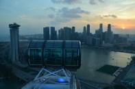 Singapore Flyer. Singapore. Foto: ©Slowaholic