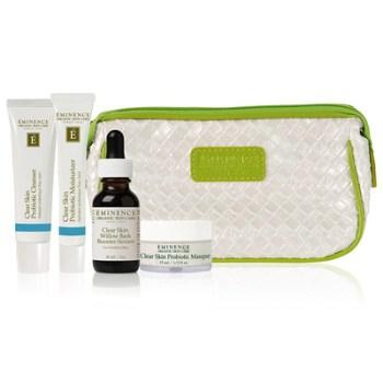 Eminence Organic Skin Care Starter Kit at Slow Beauty Eco Salon in Canberra
