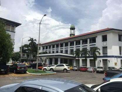 port captain office