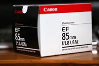 EF85mm F1.8 USM