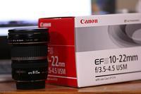 EF-S 10-22mm USM