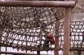 アンデルセン公園のフィールドアスレチック
