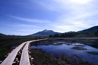 尾瀬湿原と燧ヶ岳