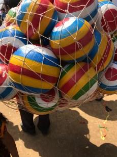 hand painted balls1