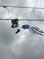 kites and shoes