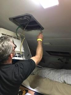 camper repair work