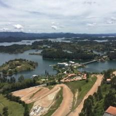 el penol lake view
